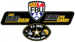 FBU Top Gun Showcase & The U.S. Army All-American Bowl – 2017!