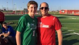 2016 TX Spring Camp, Freshman Will Reichard Wins It!