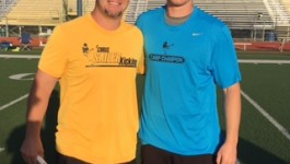 CA Spring Camp Recap, Punter Aidan Daily Comes Out On Top!