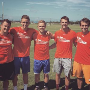 Garrett Owens, Eddy Pineiro, Bennett Moehring, Elliot Fry & Jack Gonsoulin