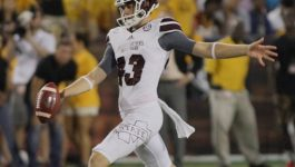 Chris Sailer Kicking – Week 2 College Players of the Week, Jonathan Barnes and Logan Cooke Honored!