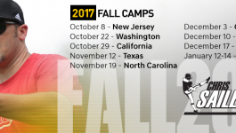 Get Ready for the 2017 Season, Fall Camps & Vegas XXXI
