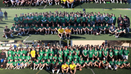 Chris Sailer Kicking, Vegas XXXI Competition Champions