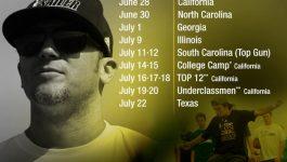 2018 Chris Sailer Kicking Summer Opportunities