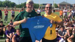 2018 TX Spring Camp Recap – Rauschenberg Dominates!
