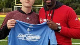 2018 NJ Fall Camp Recap- Aidan Clark Pulls Out a Close One!